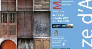 "Mostra d'Arte Figurativa ""Stanze d'Artista"", 14-22 settembre a Maranola"