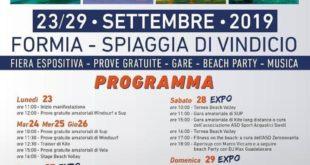 "A Vindicio ""Formia WIND Festival"""