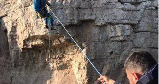 Gaeta, rocciatori in difficoltà sulla parete della Grotta del Turco: Interviene la Guardia Costiera
