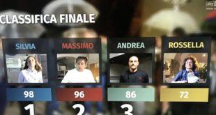 """Alessandro Borghese 4 Ristoranti"", vince ""Ricciola Saracena"" di Sperlonga"