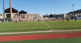 Gaeta brinda al 2020, battuto il Morolo 3-2