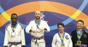 Il gaetano Marco Lustro campione europeo di Brazilian Jiu Jitsu
