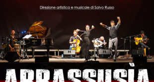 "Flamenco Tango Neapolis in ""Arrassusia"" al Teatro Ariston di Gaeta"