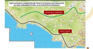 Programmata la sicurezza sulla Sp 138 Via Sant'Agostino, soddisfazione per l'Associazione Monte Cristo
