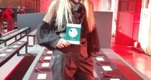 Stilista di Formia alla sfilata per Federico Fellini (#foto-#video)