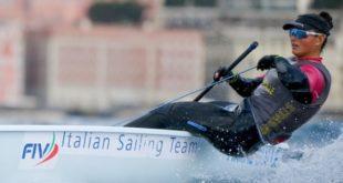 Sail Melbourne: podio per Silvia Zennaro