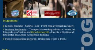 Gaeta, corso di fotografia base a cura di Paolo Di Tucci